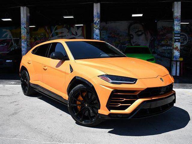 2021 Lamborghini Urus Unknown for sale in Miami, FL