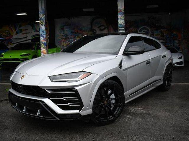 2020 Lamborghini Urus AWD for sale in Miami, FL