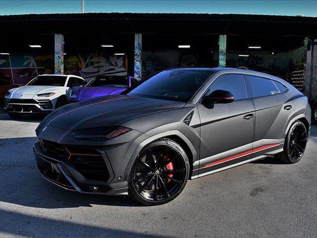2019 Lamborghini Urus AWD for sale in Miami, FL