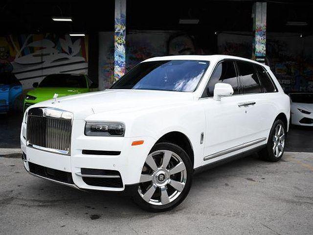 2019 Rolls-Royce Cullinan Sport Utility for sale in Miami, FL