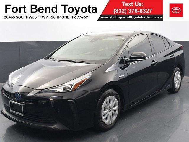 2019 Toyota Prius LE for sale in Richmond, TX