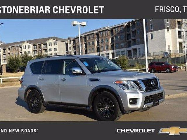 2018 Nissan Armada Platinum for sale in Frisco, TX