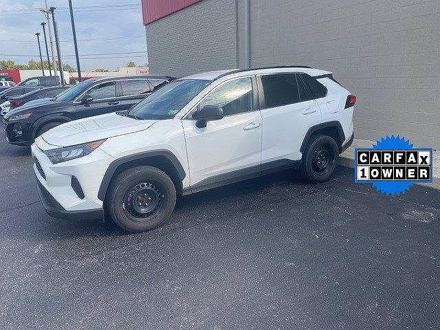 2019 Toyota RAV4 LE for sale in Columbus, IN
