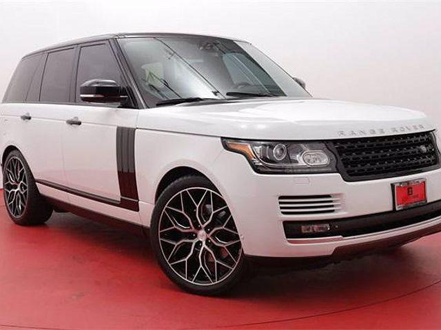 2015 Land Rover Range Rover HSE for sale in Rahway, NJ
