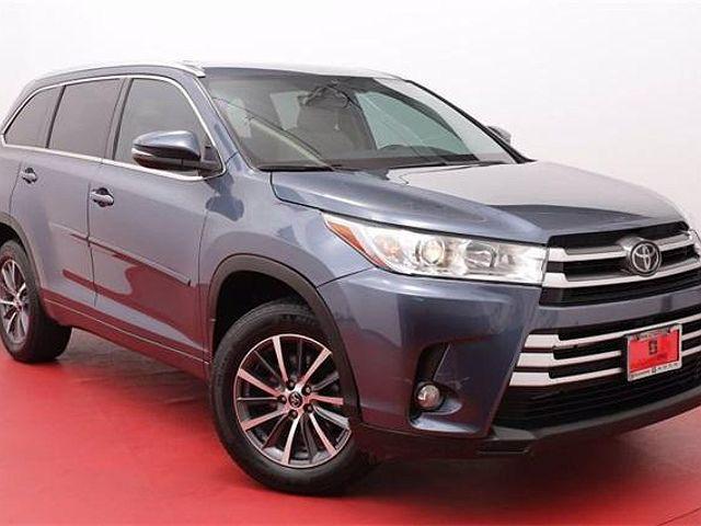 2018 Toyota Highlander XLE for sale in Rahway, NJ