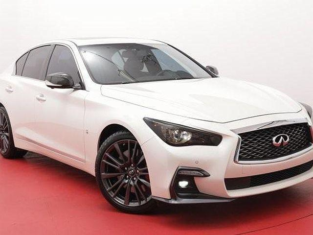 2019 INFINITI Q50 RED SPORT 400 for sale in Rahway, NJ
