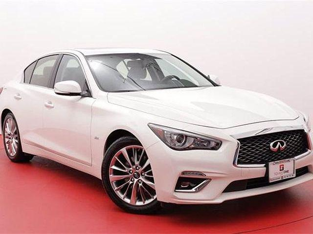 2018 INFINITI Q50 3.0t LUXE for sale in Rahway, NJ