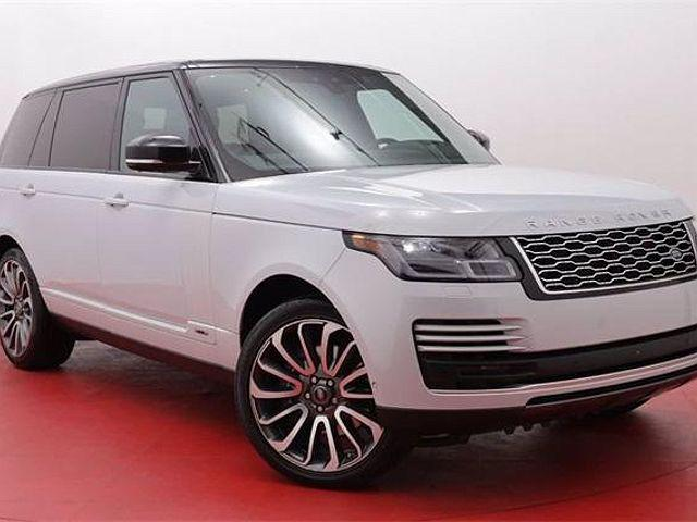 2019 Land Rover Range Rover V8 Supercharged LWB for sale in Rahway, NJ