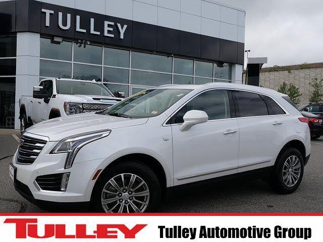 2018 Cadillac XT5 Luxury AWD for sale in Nashua, NH