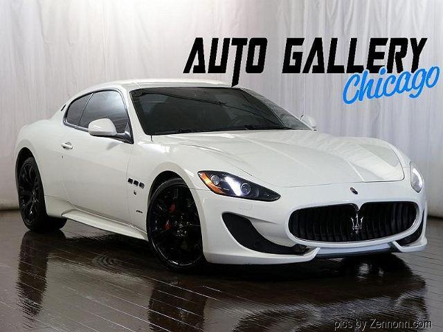 2013 Maserati GranTurismo Sport for sale in Addison, IL