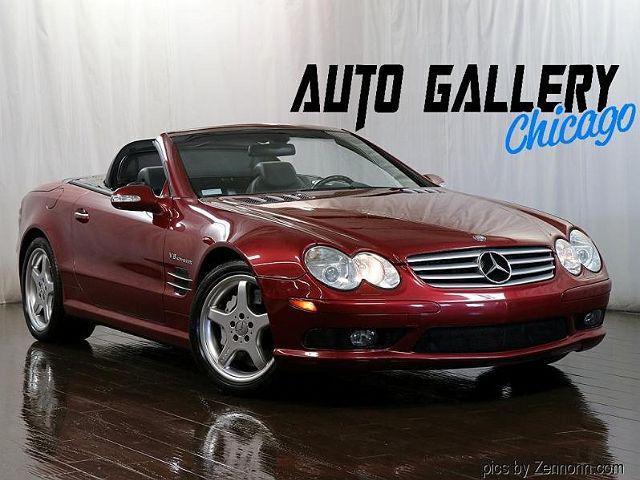 2003 Mercedes-Benz SL-Class AMG for sale in Addison, IL