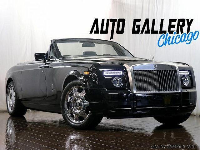 2009 Rolls-Royce Phantom Coupe 2dr Conv for sale in Addison, IL