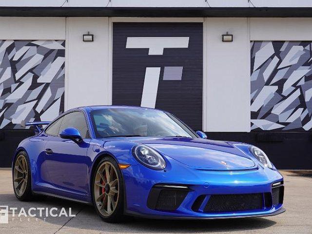2018 Porsche 911 GT3 for sale in Addison, TX
