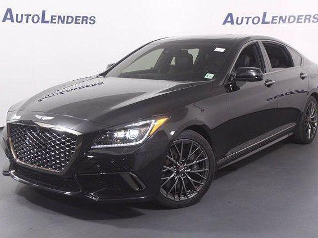 2018 Genesis G80 3.3T Sport for sale in Lawrence Township, NJ