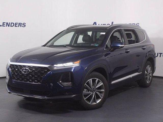 2019 Hyundai Santa Fe Ultimate for sale in Lawrence Township, NJ