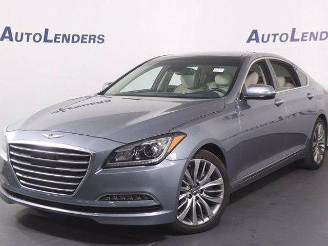 2017 Genesis G80 5.0L Ultimate for sale in Lawrence Township, NJ