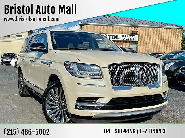 2018 Lincoln Navigator Reserve for sale in Levittown, PA