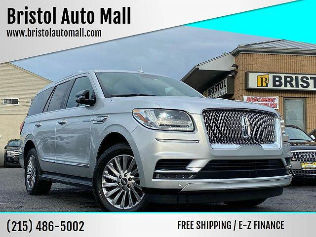 2018 Lincoln Navigator Premiere for sale in Levittown, PA
