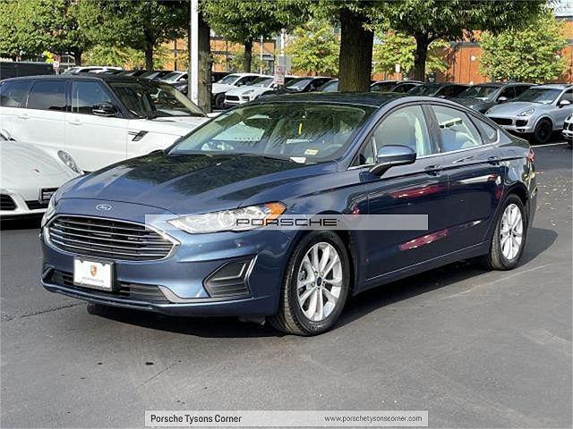 2019 Ford Fusion SE for sale in Vienna, VA