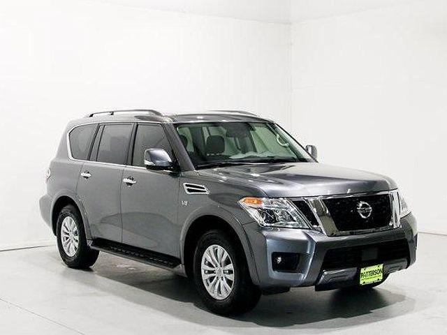 2019 Nissan Armada SV for sale in Longview, TX