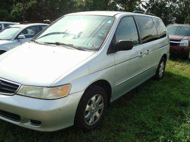2004 Honda Odyssey EX-L NAVI for sale in Clinton, MD