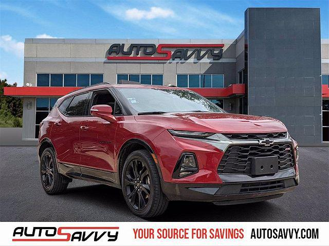 2019 Chevrolet Blazer RS for sale in Fort Worth, TX