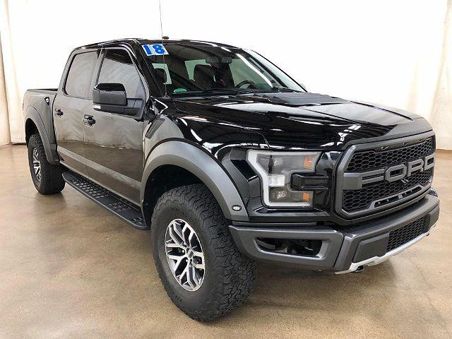 2018 Ford F-150 Raptor for sale in Barrington, IL