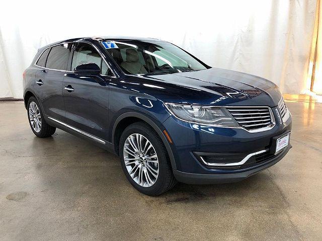 2017 Lincoln MKX Reserve for sale in Barrington, IL