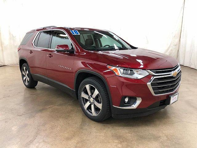 2018 Chevrolet Traverse LT Leather for sale in Barrington, IL