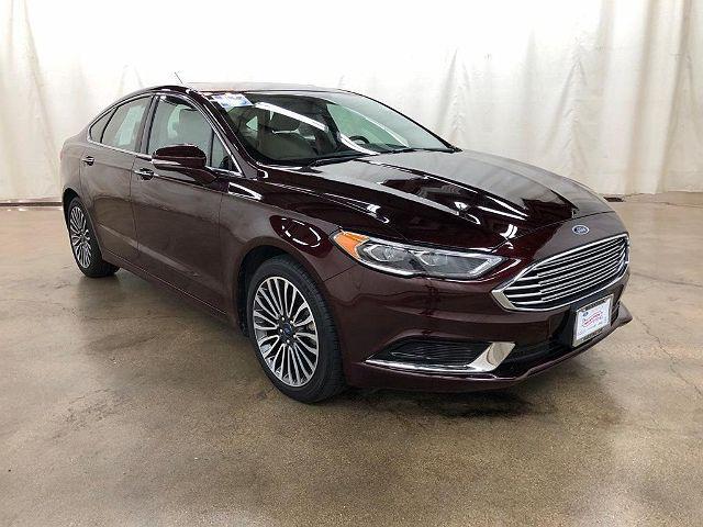 2018 Ford Fusion SE for sale in Barrington, IL