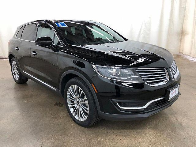 2018 Lincoln MKX Reserve for sale in Barrington, IL