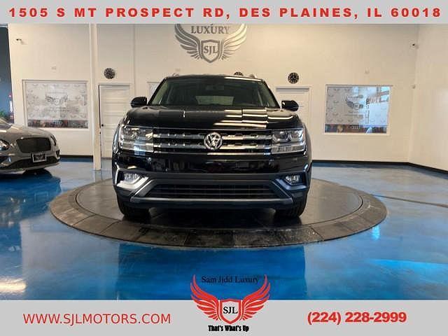 2019 Volkswagen Atlas 3.6L V6 SE for sale in Des Plaines, IL