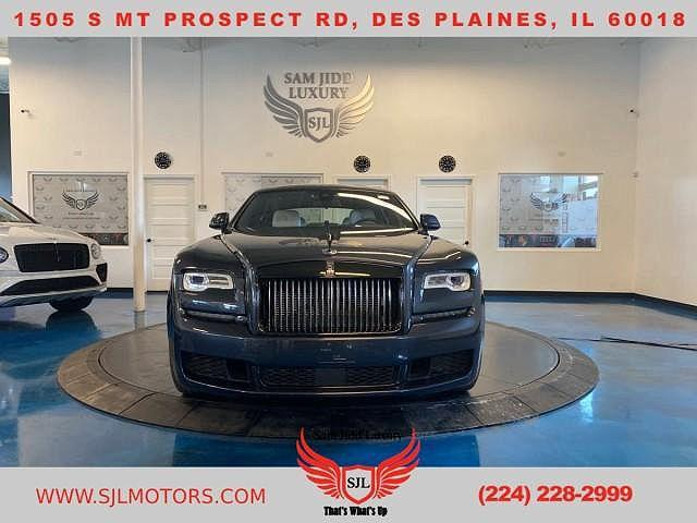 2019 Rolls-Royce Ghost Sedan for sale in Des Plaines, IL