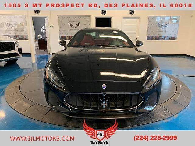 2018 Maserati GranTurismo Sport for sale in Des Plaines, IL