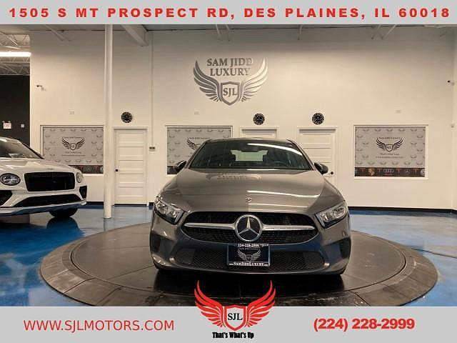 2019 Mercedes-Benz A-Class A 220 for sale in Des Plaines, IL