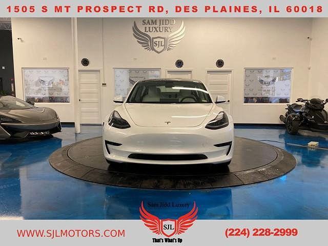 2021 Tesla Model 3 Standard Range Plus for sale in Des Plaines, IL