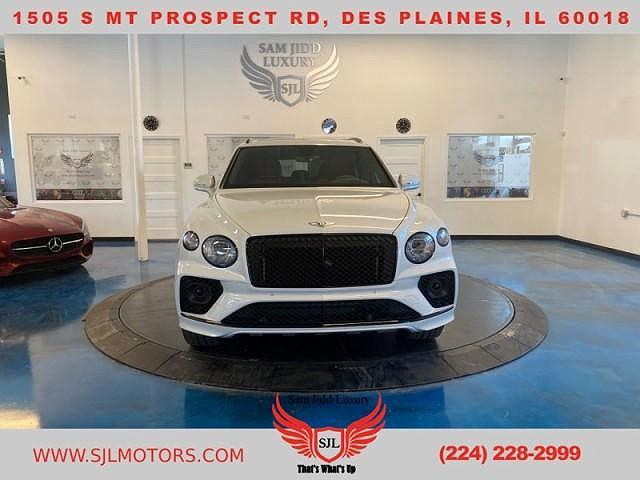 2021 Bentley Bentayga V8/First Edition for sale in Des Plaines, IL