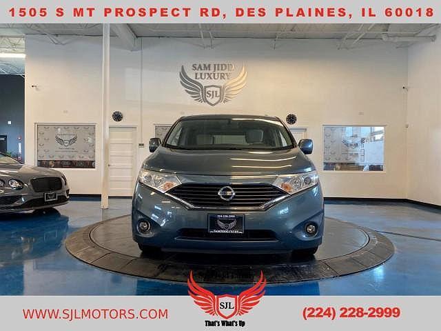 2012 Nissan Quest for sale near Des Plaines, IL