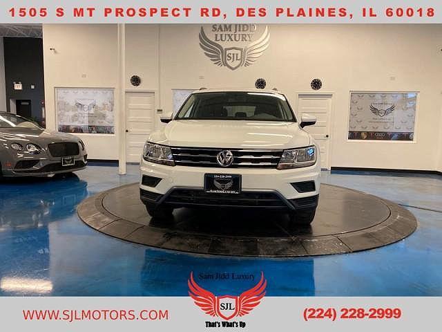2019 Volkswagen Tiguan SE for sale in Des Plaines, IL