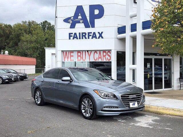 2016 Hyundai Genesis 3.8L for sale in Fairfax, VA