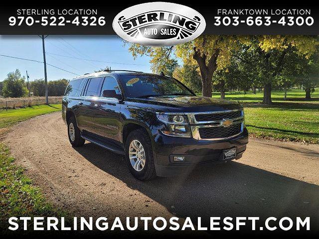 2018 Chevrolet Suburban LT for sale in Franktown, CO