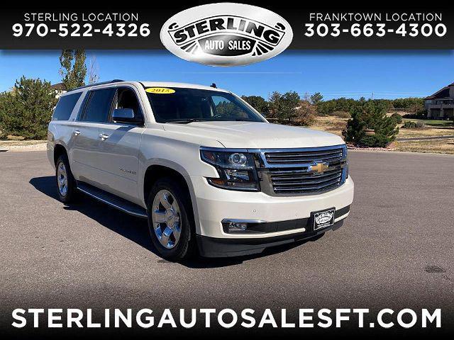2015 Chevrolet Suburban LTZ for sale in Franktown, CO