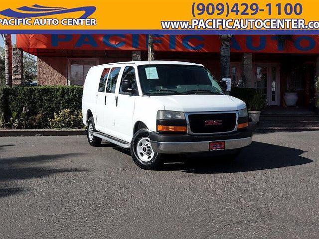 "2015 GMC Savana Cargo Van RWD 2500 135"" for sale in Fontana, CA"