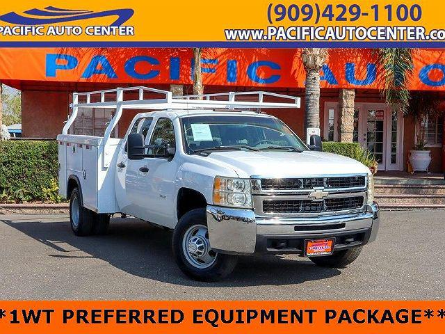 2008 Chevrolet Silverado 3500HD DRW Work Truck for sale in Fontana, CA