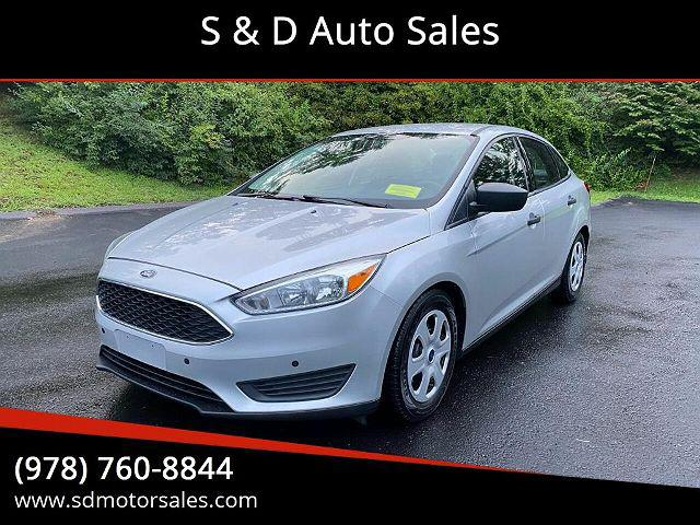 2016 Ford Focus S for sale in Maynard, MA