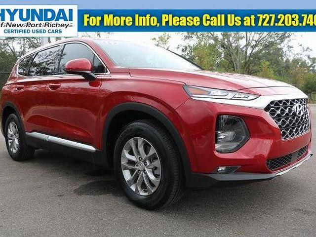 2019 Hyundai Santa Fe SEL for sale in New Port Richey, FL