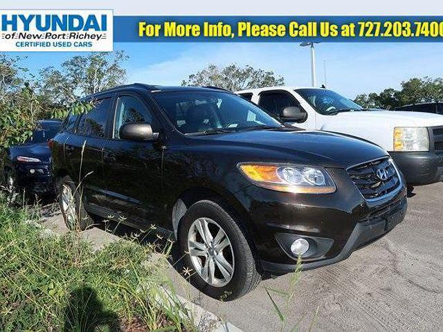 2011 Hyundai Santa Fe SE for sale in New Port Richey, FL
