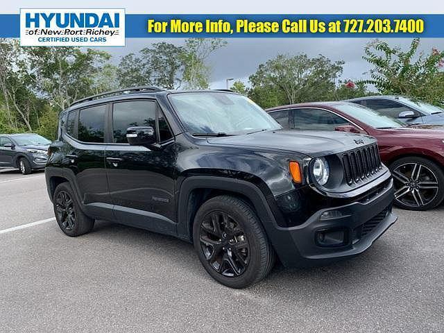 2018 Jeep Renegade Altitude for sale in New Port Richey, FL