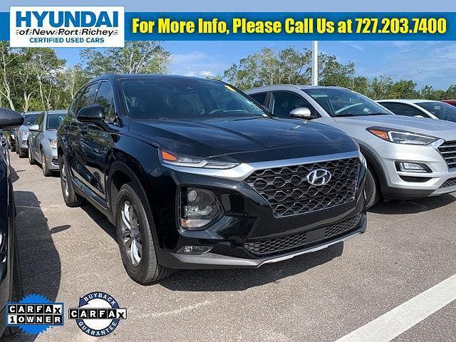 2020 Hyundai Santa Fe SEL for sale in New Port Richey, FL