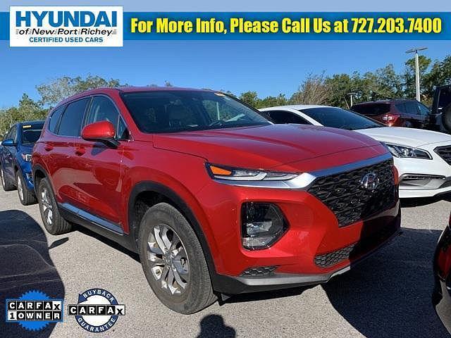2019 Hyundai Santa Fe SE for sale in New Port Richey, FL